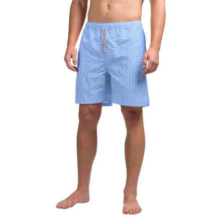 Bills Khakis Standard Issue Swim Trunks (For Men) in Blue - Closeouts