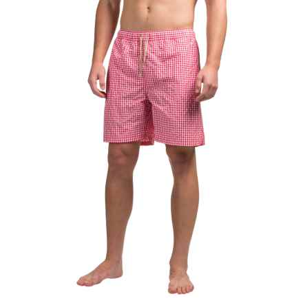Bills Khakis Standard Issue Swim Trunks (For Men) in Hot Pink - Closeouts