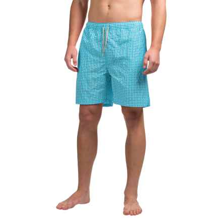 Bills Khakis Standard Issue Swim Trunks (For Men) in Turquoise - Closeouts