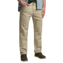 Bills Khakis Standard Issue Twill Pants (For Men) in British Khaki - Closeouts