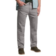 Bills Khakis Standard Issue Twill Pants (For Men) in Grey - Closeouts