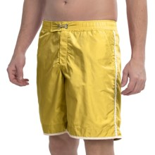 Bills Khakis Surf Shorts (For Men) in Yellow - Closeouts