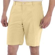 Bills Khakis Surfside Poplin Parker Shorts (For Men) in Vanilla - Closeouts