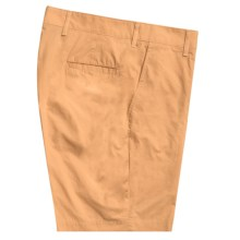 Bills Khakis Surfside Poplin Parker Shorts - Trim Fit (For Men) in Midland Orange - Closeouts