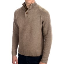 Bills Khakis The Regiment Sweater - Merino Wool (For Men) in Oatmeal - Closeouts