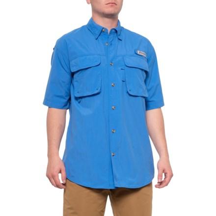 3850e93370e94 Bimini Bay Flats III Fishing Shirt - UPF 35, Short Sleeve (For Men)