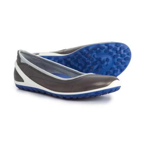 Image of BIOM(R) Lite Athletic Ballet Flats - Leather (For Women)