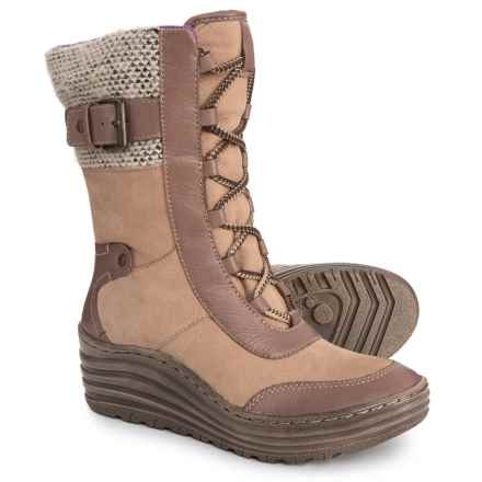 Bionica Garland Winter Boots - Waterproof, Insulated (For Women) in Baywater - Closeouts