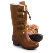 Bionica Roxen Thinsulate® Leather Boots - Insulated (For Women) in Pine Cone/Tabacco - Closeouts