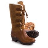 Bionica Roxen Thinsulate® Leather Boots - Insulated (For Women)