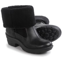 Bionica Rumer Thinsulate® Leather Boots - Insulated (For Women) in Black/Black - Closeouts