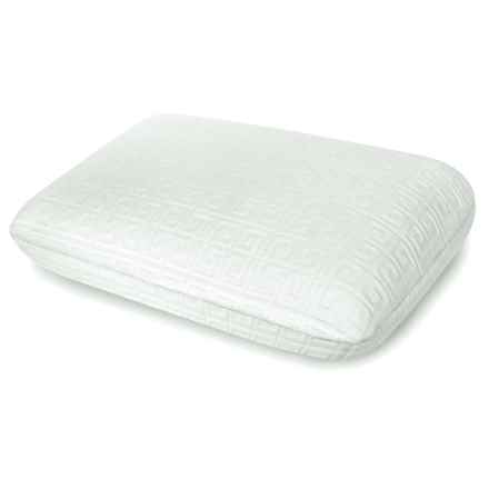 BioPEDIC iCOOL® Comfort Bed Pillow - Standard in White - Overstock