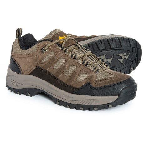 Image of Birch Hiking Shoes - Suede (For Men)