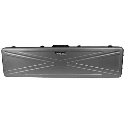 Birchwood Casey Diamondlock Double Rifle/Shotgun Wheeled Case in See Photo - Closeouts