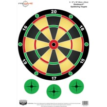 "Birchwood Casey Pregame Shotboard Target - 6-Pack, 12x18"" in See Photo - Closeouts"