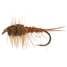Bird's Stone Nymph Fly - Dozen in Natural - Closeouts