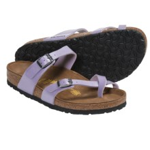 Birkenstock Mayari Sandals - Birko-flor® (For Women) in Graceful Lavendel - Closeouts