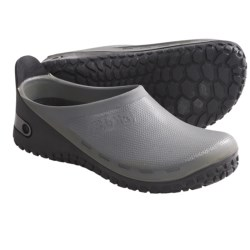 Birki's by Birkenstock Active Clogs (For Men and Women) in Steel Grey