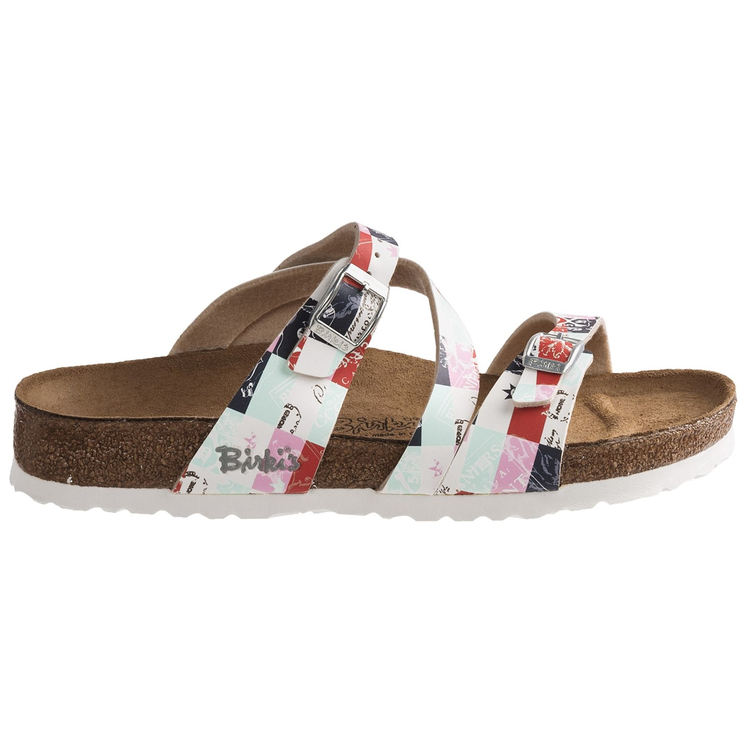 Popular Birkenstock Now Offers Sandals With Thin Straps With A Lessstructured, Chunky Style And Going Far Beyond The Look That Has Transformed Into The Hippiechic Look Of The Summer Check The Top 20 Birkenstock  United Nude Womens Lo
