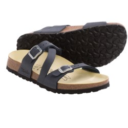 Birki's by Birkenstock Salina Sandals - Birko-flor® (For Women) in Taupe
