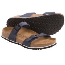 Birki's by Birkenstock Tahiti Drops Sandals - Birko-flor®, Soft Footbed (For Women) in Navy - Closeouts