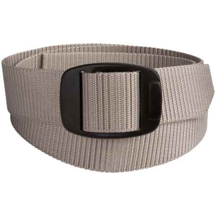Bison Designs BDB Belt (For Men and Women) in Desert Sand - Closeouts