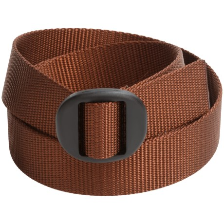 Bison Designs Web Belt (For Men and Women) in Mesquite