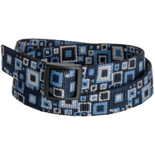 Bison Designs Web Belt - Trim-to-Fit (For Boys and Girls) in Framework - Closeouts