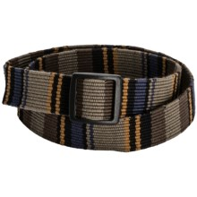 Bison Designs Web Belt - Trim-to-Fit (For Boys and Girls) in Muddy Water - Closeouts