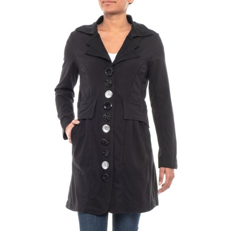 Image of Black Absolute Jacket (For Women)