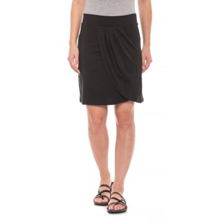 Image of Black Adella Skirt (For Women)