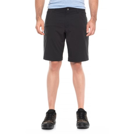 Image of Black Arch Rock Shorts - UPF 50 (For Men)