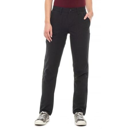 Image of Black Cassi Pants - UPF 40+ (For Women)