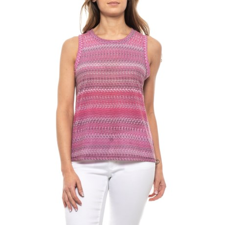 Image of Black Cherry Maya Rosalie Tank Top (For Women)