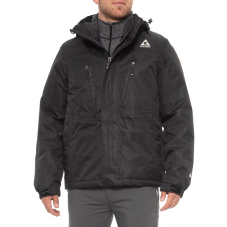 Image of Black Crusade Systems Jacket - Waterproof, Insulated, 3-In-1, (For Men)