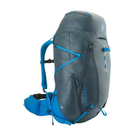 Black Diamond Equipment 45L Element Backpack in Moroccan Blue