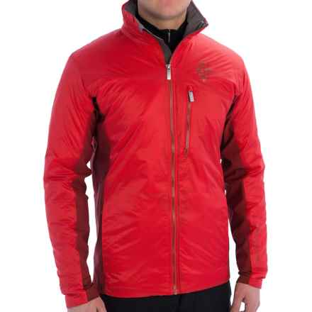 Black Diamond Equipment Access Hybrid Jacket - Insulated (For Men) in Torch - Closeouts