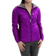 Black Diamond Equipment Access Hybrid Jacket - PrimaLoft® Silver (For Women) in Berry - Closeouts
