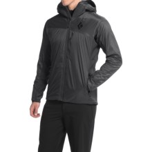Black Diamond Equipment Access LT Hybrid PrimaLoft® Hoodie - Insulated (For Men) in Black - Closeouts