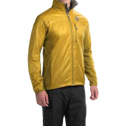 Black Diamond Equipment Access LT Hybrid PrimaLoft® Jacket (For Men) in Ochre - Closeouts