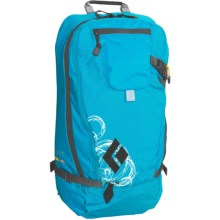 Black Diamond Equipment Agent AvaLung Snowsport Backpack in Ocean Print - Closeouts