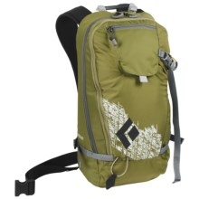 Black Diamond Equipment Agent Snowsport Backpack in Green Olive Print - Closeouts