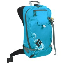 Black Diamond Equipment Agent Snowsport Backpack in Ocean Print - Closeouts