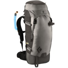 Black Diamond Equipment Alias AvaLung Snowsport Backpack in Gravel - Closeouts