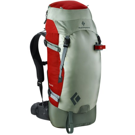 Black Diamond Equipment Alias Snowsport Backpack in Chili Pepper