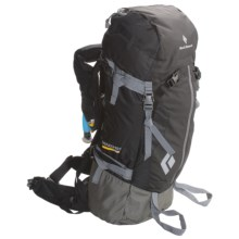Black Diamond Equipment Anarchist AvaLung Snowsport Backpack in Black - Closeouts