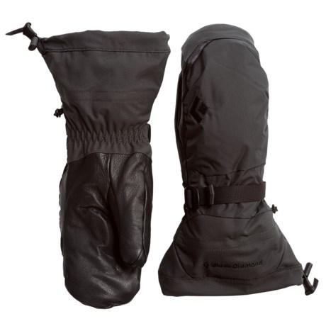 Black Diamond Equipment Ankhiale Gore-Tex® Mittens - Waterproof, Insulated (For Women)