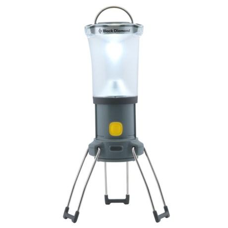 Black Diamond Equipment Apollo LED Lantern in Dark Shadow