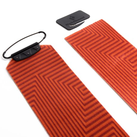 Image of Black Diamond Equipment Ascension Nylon STD Ski Skins - Printed