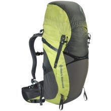 Black Diamond Equipment Astral 40 Backpack - Internal Frame (For Women) in Daiquiri - Closeouts